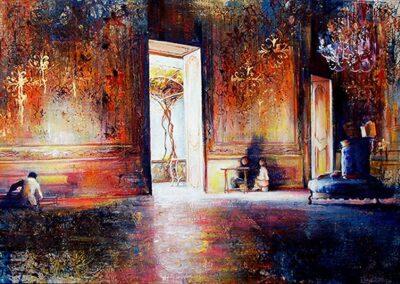 The Secret Room of Giuseppa Filangeri di S. Marco (Oils & Watercolours)